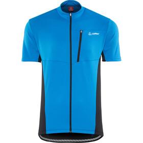 Löffler Rocky Bike Jersey Shortsleeve Men blue